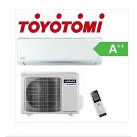 CONDIZIONATORE INVERTER 12000 BTU. R32 TOYOTOMI HIRO A++ HTN/HTG 7112R32-CON WI-FI