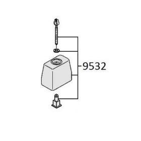 GALLEGGIANTE IN POLISTIROLO X CASS.INC. RAME PUCCI PUCC9532
