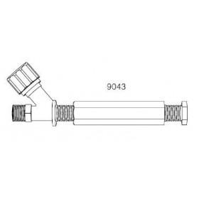 RUB.ATT LATERALE 3/8X14 X CASS.INC.RAME 6/8  10 LT PUCCI PUCC9043
