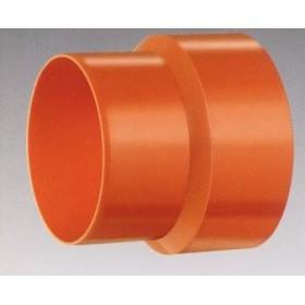 RIDUZIONE 160MX125F PVC